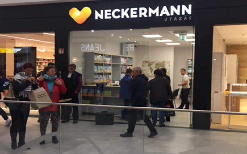 Neckermann Shopmark