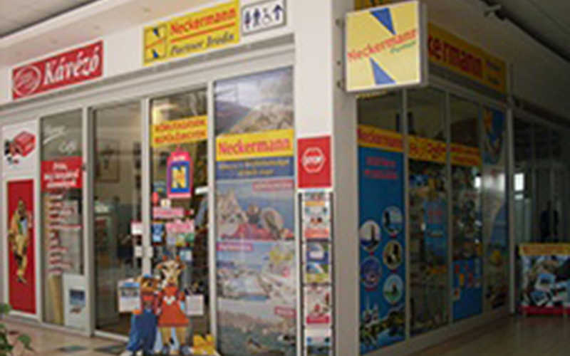 Home Center Neckermann Partner Utazási Iroda