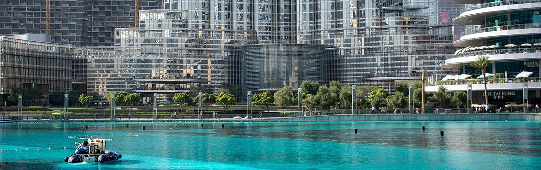 Látnivalók Dubai