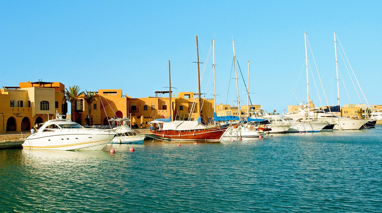 Látnivalók Hurghada - www.neckermann.hu