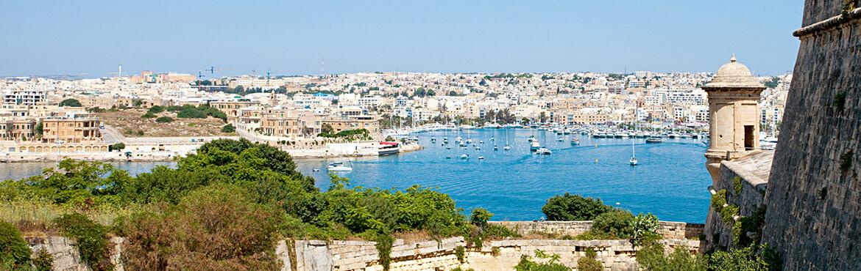 Látnivalók Málta