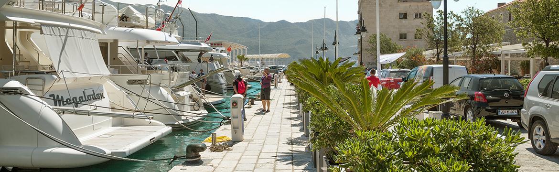 Látnivalók Montenegró