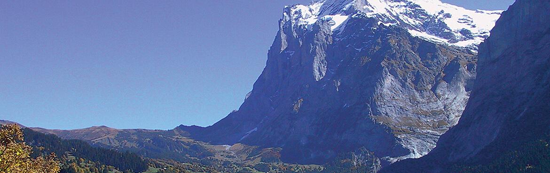 Látnivalók Svájci-Alpok