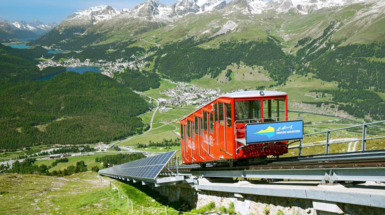 Látnivalók, Svájci-Alpok - www.neckermann.hu
